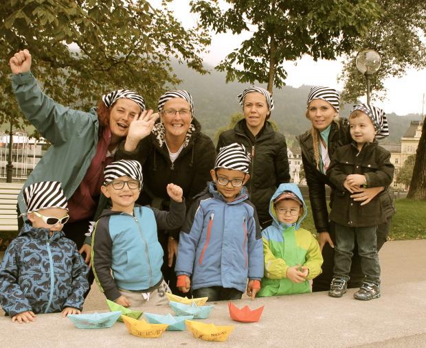 Piraten am Bodensee